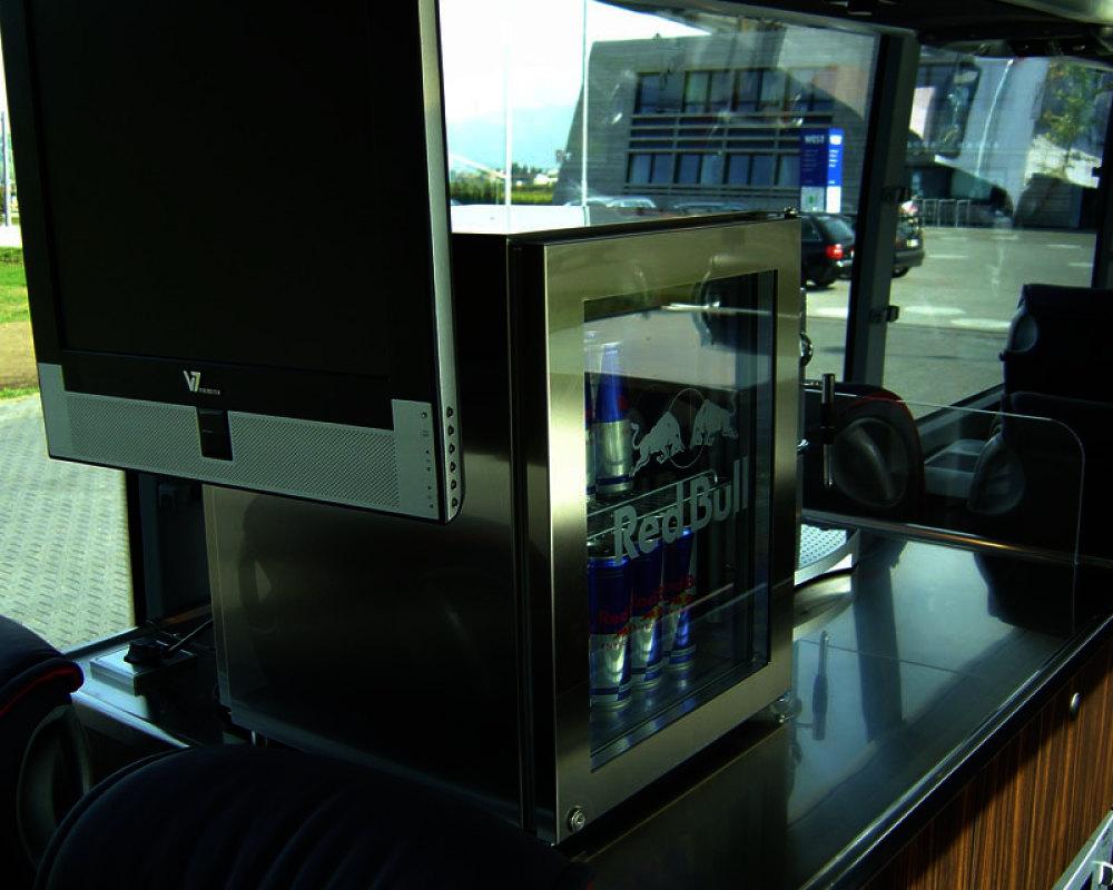 Kühlschrank Von Red Bull : Mini kühlschrank von red bull ᐅ abschließbarer kühlschrank ᐅ