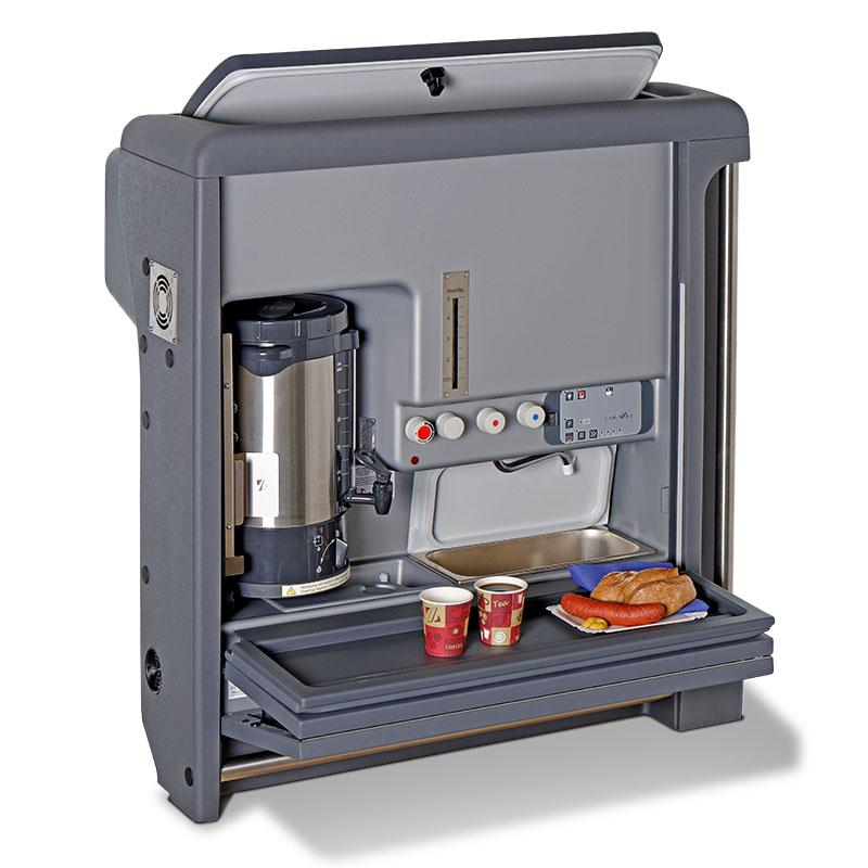 Frenzel klassifiziert den Bus - Modular - Mini kitchens | {Miniküchen 15}